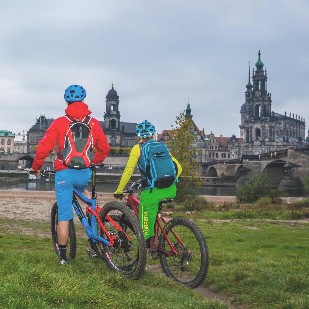 Sachsen Tourismus, Dresden, Mountainbike, Sächsische Schweiz, Sax Tracks, Elstra